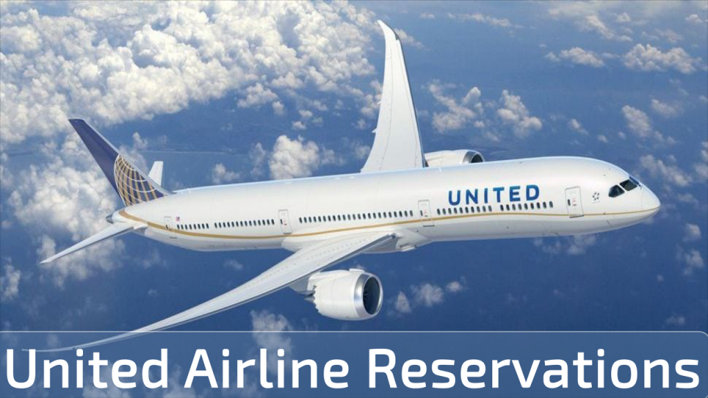United Airlines (UAL) Phone Numbers for Reservations ...